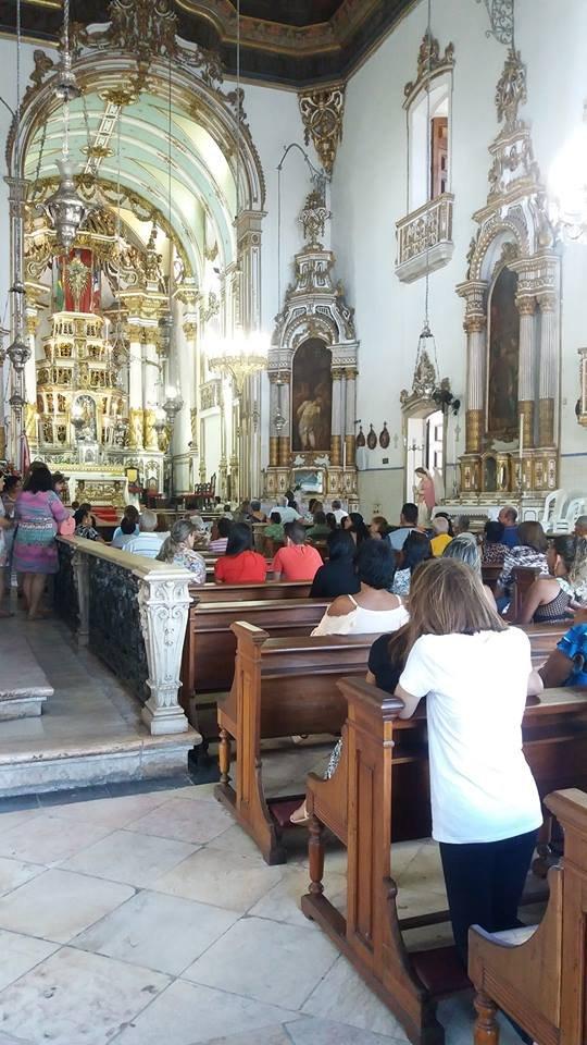 Basílica transmite Missas via Facebook a partir desta sexta-feira (03)