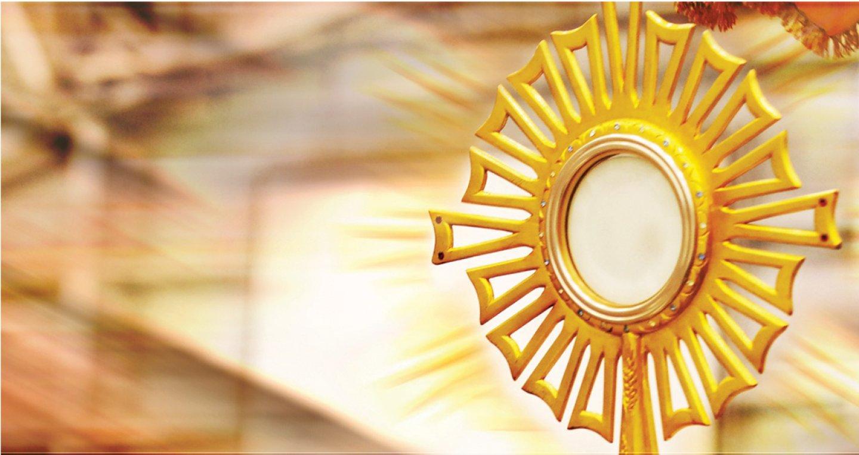 Bas�lica celebra Corpus Christi com Missas e prociss�o do Sant�ssimo Sacramento
