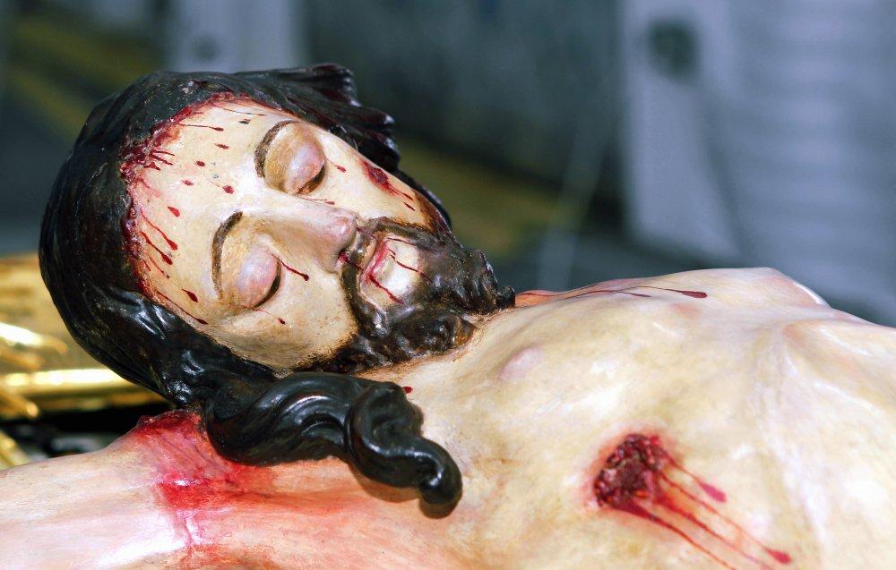 Imagem Original do Senhor do Bonfim retornará para o altar mor neste domingo (09)
