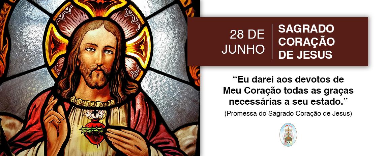 Sagrado Coração de Jesus 2019