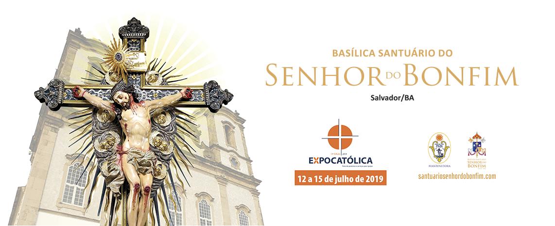 Basílica do Bonfim participa da 14ª ExpoCatólica, em São Paulo