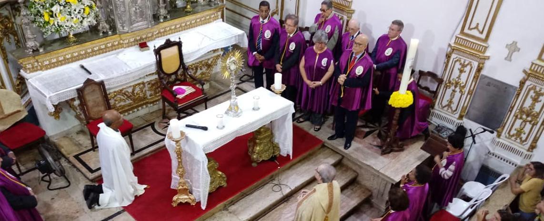 Te Deum Laudamus marca comemoração dos 265 anos da Basílica do Bonfim