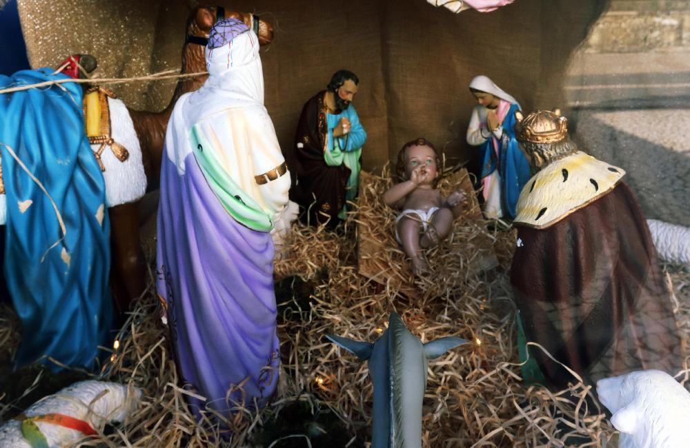Conheça o presépio de Natal da Basílica do Bonfim!