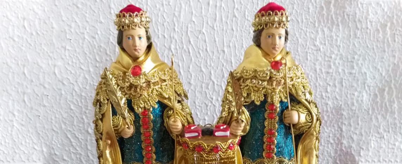 Mostra Criativa celebra os Santos Cosme e Damião, no Bonfim