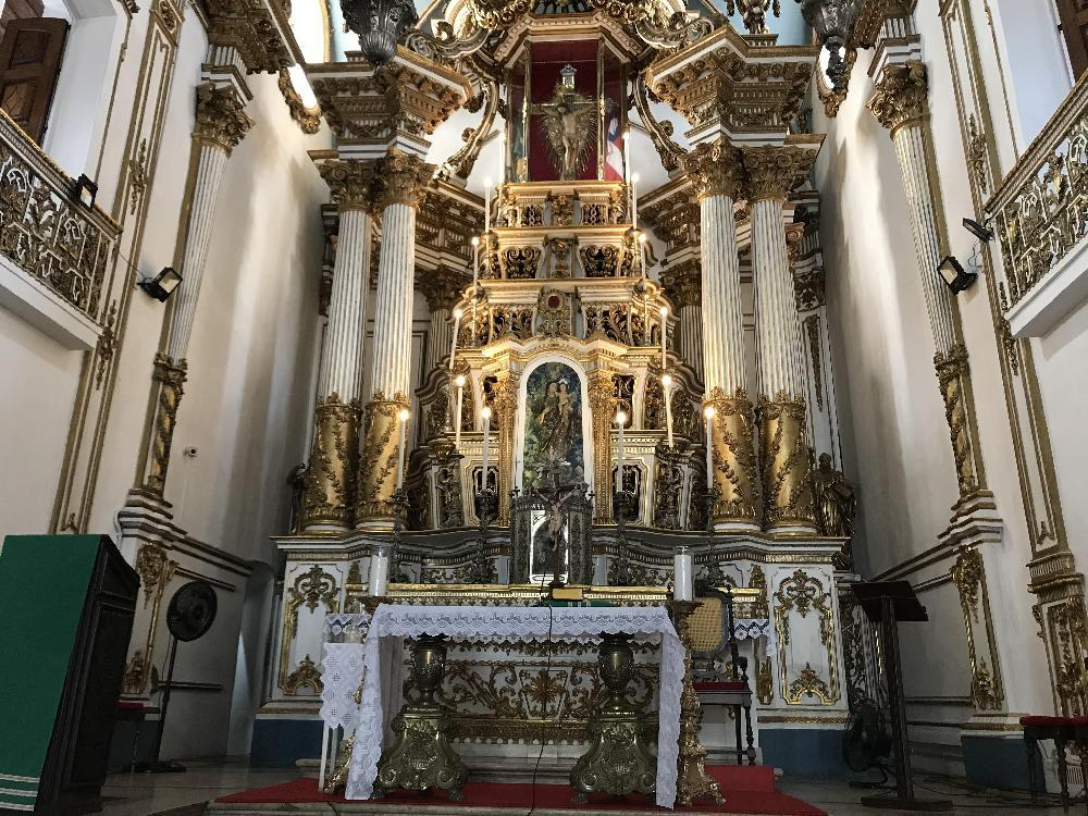 Quarta-feira de Cinzas será marcada por seis Missas na Basílica do Bonfim