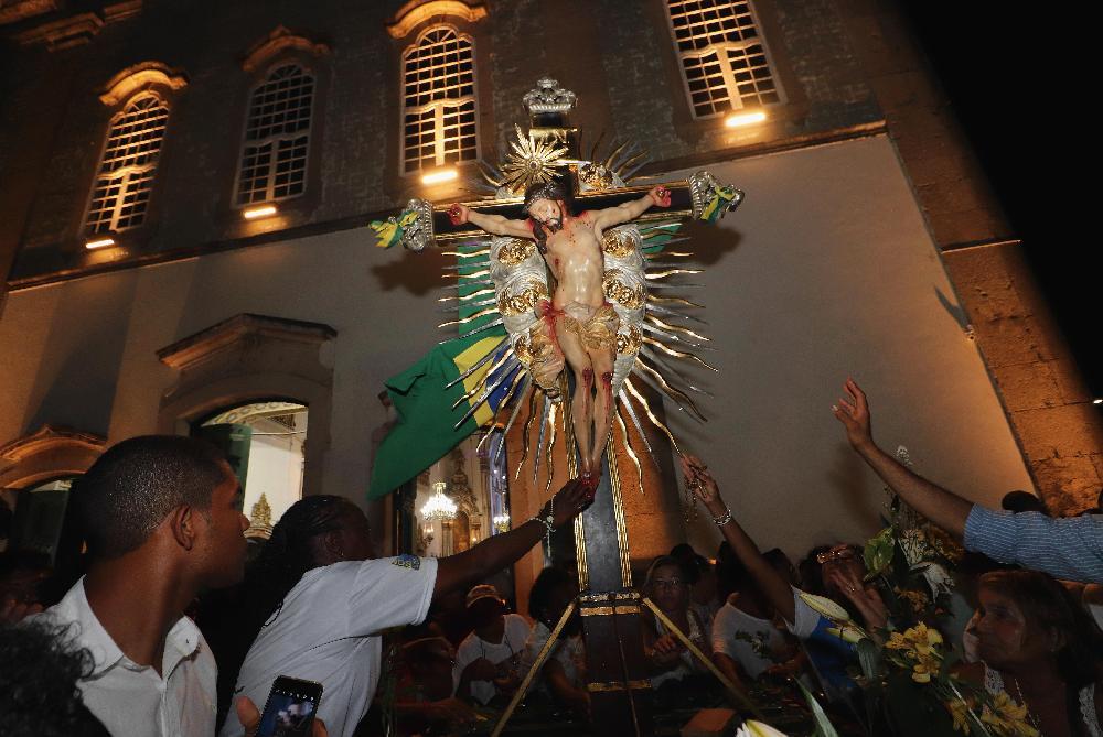 Homilia - Missa dos 275 anos da Devoção do Senhor do Bonfim