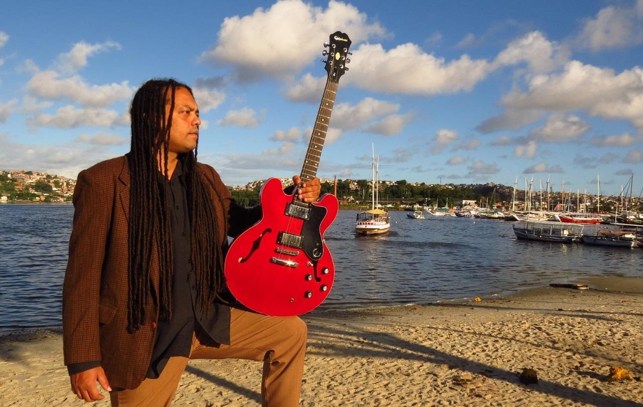 Julio Caldas apresenta show de Blues durante a Festa Jubilar do Senhor do Bonfim